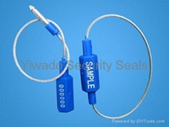 China container seals- cable seals