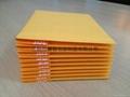 金黄色牛皮纸气泡信封袋 2