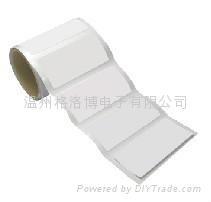 纸质铝天线标签