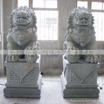 惠安石雕 1