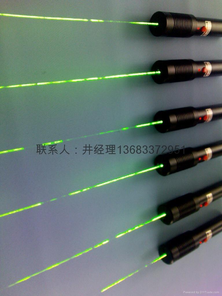 激光手电100mw-600mw纯绿 4