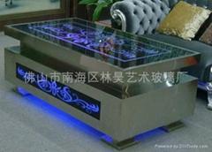 stainless steel ktv table