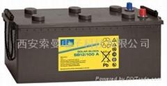 陝西西安蓄電池