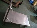 上海厂家生产不锈钢平板推车 5