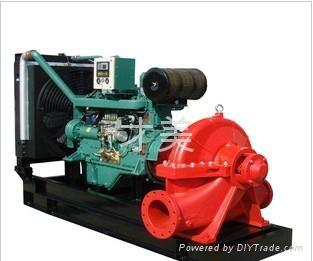 柴油机水泵4寸 1