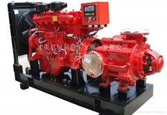 移動式柴油機排污泵