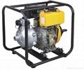 自动化汽油机水泵