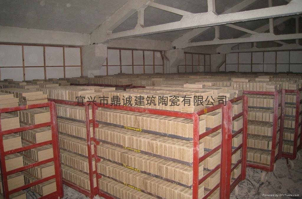 陶土植草磚 4