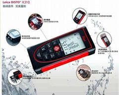 新款徕卡X310 激光测距仪