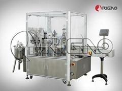 RGGZG-30香水灌装扎盖联动机