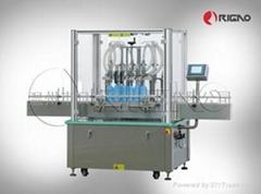 活塞式直线液体灌装机