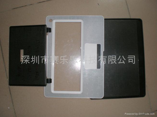 碳纖維筆記本電腦外殼 1