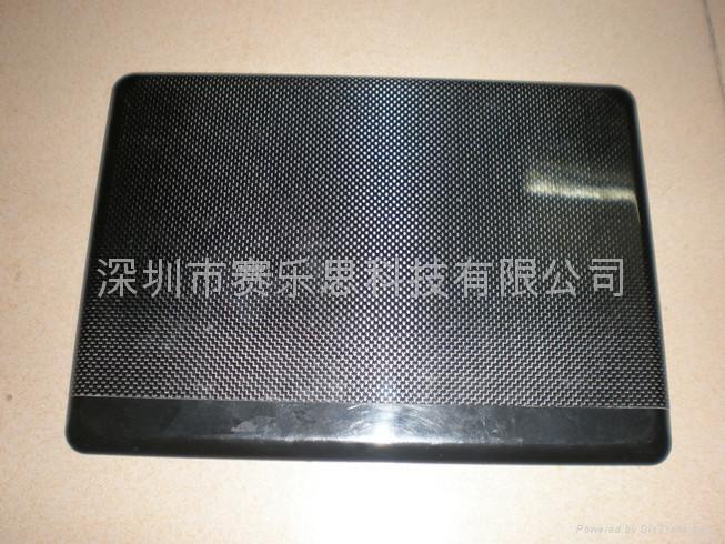 碳纖維筆記本電腦外殼 3