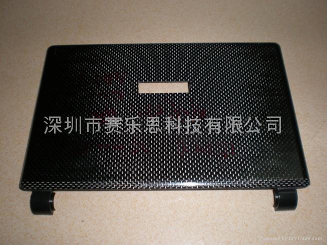 碳纖維筆記本電腦外殼 4
