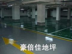 企业厂房环氧地坪