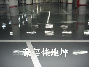 停車場地坪裝飾 3