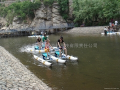 YAWA牌水上自行車及配件