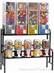 Bulk Capsule Vending Machine