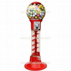 歐美流行開心扭蛋機,一元投幣彈球機,創業好良機!