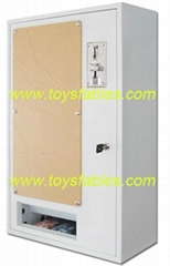 3 Columns Tissue/Condom Vending Machine