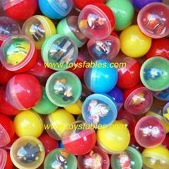 32mm多彩混款扭蛋玩具,扭蛋机用玩具球,投币玩具机用扭蛋