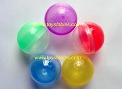 C50- 50mm diameter round colorful capsule