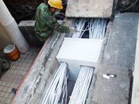 宝鸡G60-3型膨胀型电缆防火涂料 2