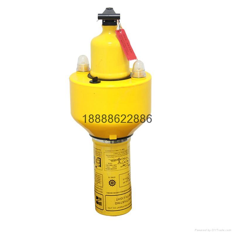 QCYD-I 15-2-2救生圈自亮浮灯及橙色烟雾组合信号 1