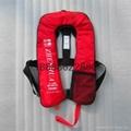 CE認証ISO12402標準自動充氣救生衣ZHAQYT-1013型 3