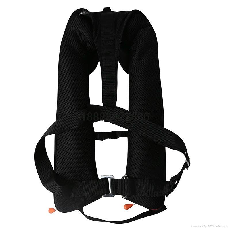 SOLAS围巾式双气室气胀救生衣ZHCQY(T)ZS型 4