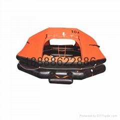 振华牌ZHR-U型游艇用救生筏