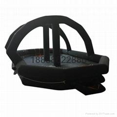 振華牌ZHR-AZ型拋投式自扶正氣脹救生筏