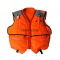 艦船專用救生衣背心式救生衣 2