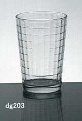 glass cups tumblers