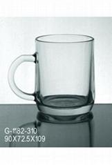 玻璃制品机压杯