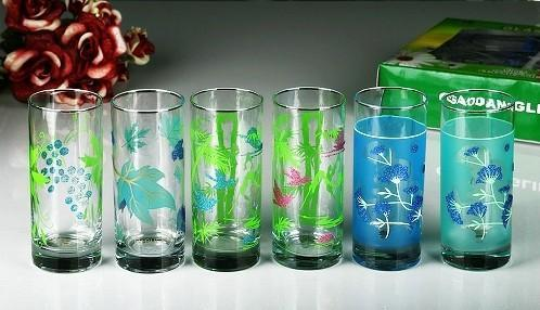 glass with decals 2