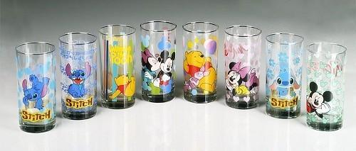 glass with decals 5