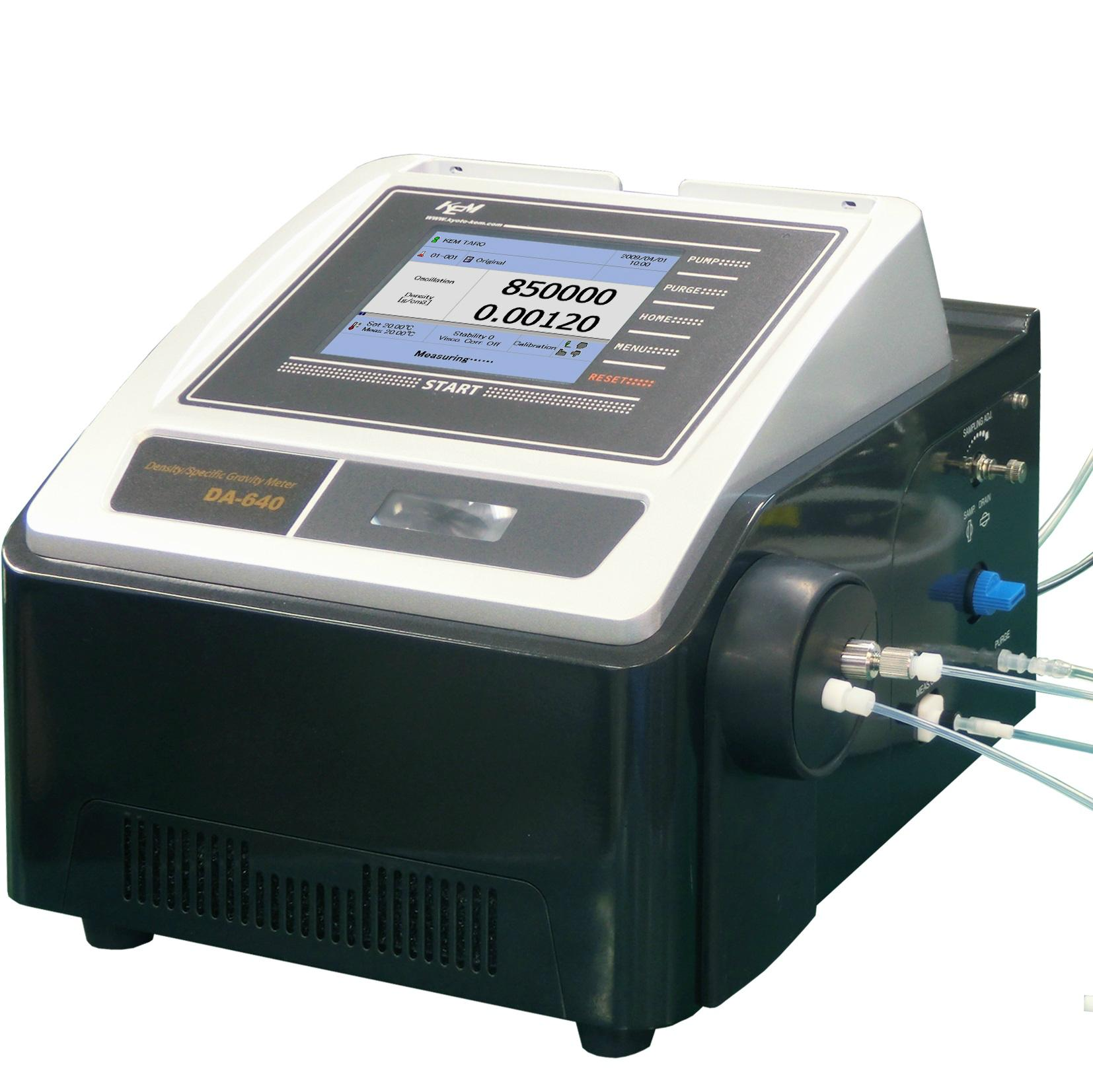 Digital Density Meter DA-650/DA-645/DA-640