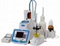 混合法卡爾費休水分測定儀(MKH-710M)