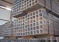 塔吊用无缝135方形钢管 1