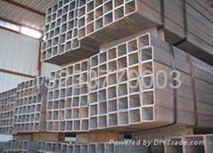 塔吊用无缝135方形钢管