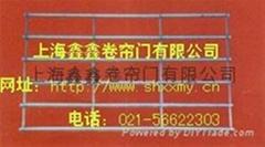 上海不锈钢网型卷帘门