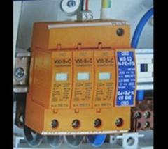 OBOB级加强型电源避雷器 MC50-B