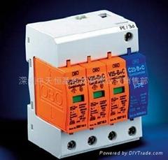 V25-B+C/3+NPE電源防雷器