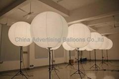 event lighting balloons