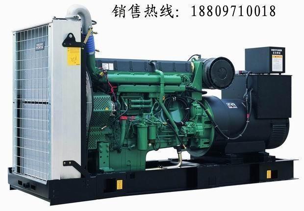 500KW沃尔沃柴油发电机组 1