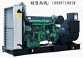 500KW沃爾沃柴油發電機組 1