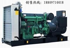 500KW沃爾沃柴油發電機組