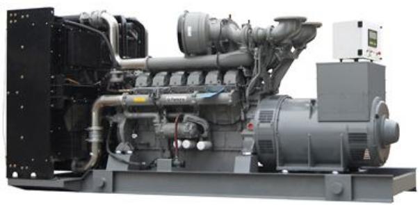 300KW帕金斯柴油发电机组现货厂家直销 2