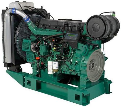 西宁300KW沃尔沃发电机 1